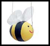 Bee Egg Crafts Idea