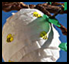 Beehive Piñata or Decoration Craft for Kids