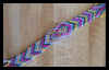 Colorful Macrame Bookmark Tutorial