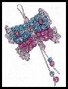 Safety Pin Butterfly Craft