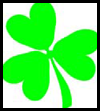 Hearts Shamrocks Craft for Children