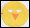 Chick Mask Arts & Crafts Activity