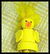 Chick Pencil Topper Crafts Idea