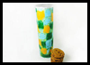 Cookie Tube for Dad on Father's Day Craft