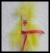 Craft Stick Chick Easter Crafts Activity
