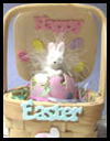 Mini Easter Bunny Baskets Craft