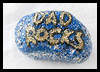 Dad Rocks Paperweight Craft for Father's Day