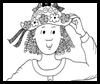 Beautiful Bonnet Crafts Idea