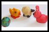 Easter Marzipan Animals Craft for Kids
