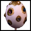 Jeweled Easter Eggs Crafts Ideas