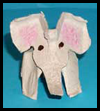 Egg Carton Elephant Craft for Kids