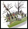 Ghostly Graveyard Craft for Children