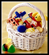 The Toy Basket Craft for Kids