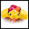 Egg Carton Chicks Craft for Kids
