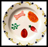 Passover Plate Arts and Crafts Idea for Jewish Kids