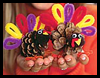 Tiny Toms Thanksgiving Craft for Kids