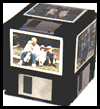 Floppy Disk Photo Cube Father's Day Gift Craft