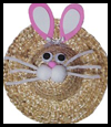 Bunny Hats Easter Crafts Activity