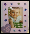 Mother's Day Homemade Frame Craft for Children