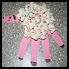 Make This Unique Lamb Craft With Your Kids 3 and Up