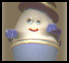 Humpty Dumpty Egg Easter Craft Activity -