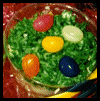 Edible Easter Basket Cut Arts and Crafts Activity