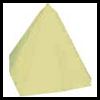 Origami Pyramid Instructions for Passover