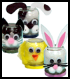 Baby Food Jar Animals Crafts Idea for Kids