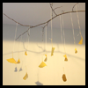 Fun To Make Autumn Leaf Mobile Craft Idea