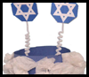 Kids Hanukkah Crown or Hat