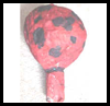 Mexican Maracas Balloon Paper Mache Craft for Kids