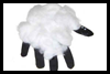 Handprint Lamb Craft for Kids