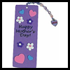 Mom Bookmark Craft for Mother's Day