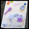 Mother's Day Pamper Card Craft for Kids