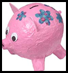 Make a Piggy Bank Craft Activity for Children
