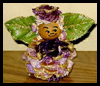 Potpourri Pine Cone Angel Ornament Craft for Kids