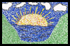 Pointillism Project Crafts Activity for Kids