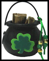 St. Patrick's Day Pot of Gold Favors Craft