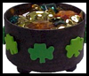 St. Patrick's Day Pot of Gold Craft for Children
