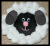Make This Neat Lamb Craft with Your Children