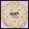Spring Seder Plate Arts and Crafts Project