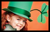 Luck o' the Irish Shamrock Cap Craft for Kids