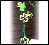 Positive and Negative Spaces : Shamrocks and Miatisse