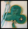 Shamrock Wall Hanging Craft