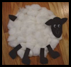 Lamb Arts & Crafts Project