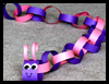 Paper Chain Caterpillar Crafts Project for Children