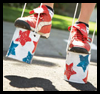 Can-do Stilts Fourth of July Crafts Activity for Kids