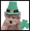 Mini St. Patrick's Day Hat Craft