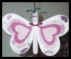 Butterfly Valentine Mother's Day Craft for Kids