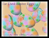 Tie Dyed Easter Eggs Craft for Kids